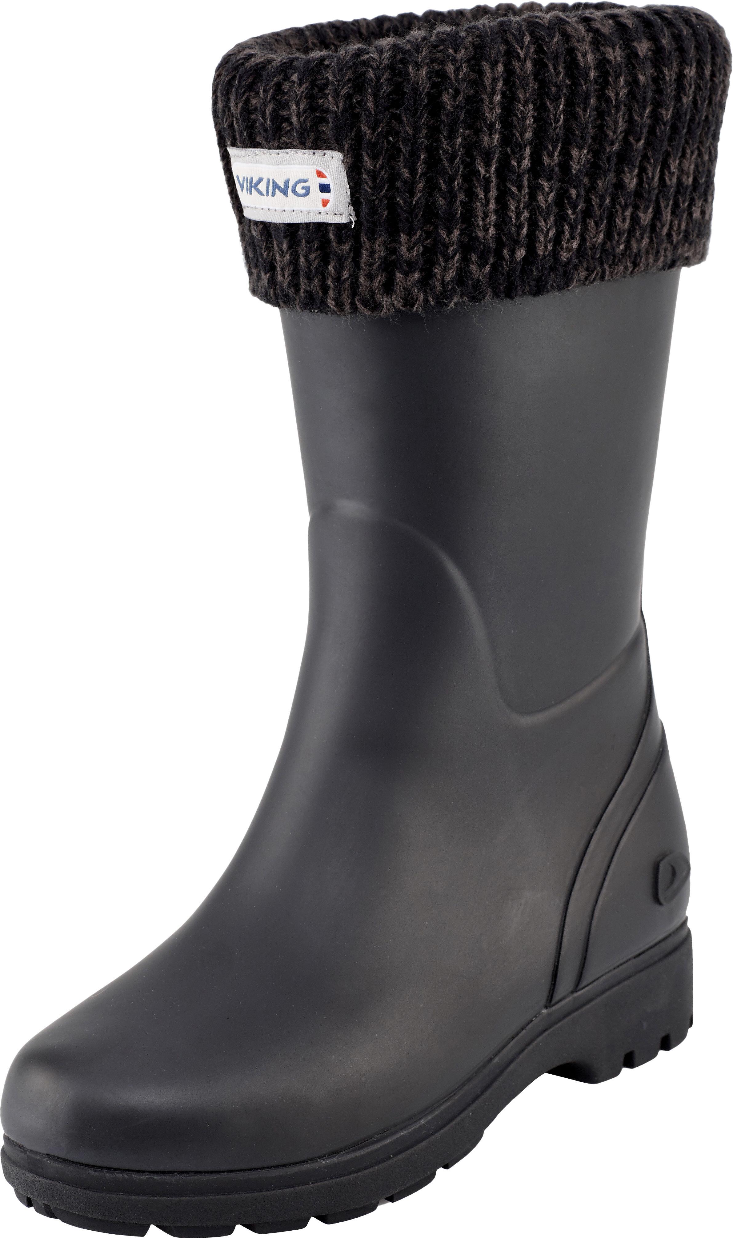 1a34b707efea Viking Footwear Mira Warm Gummistøvler Børn sort